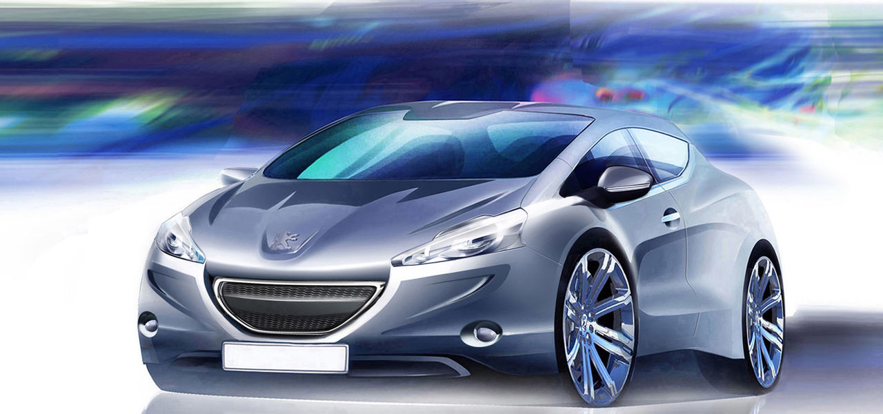 [Présentation] Le design par Peugeot - Page 9 2085