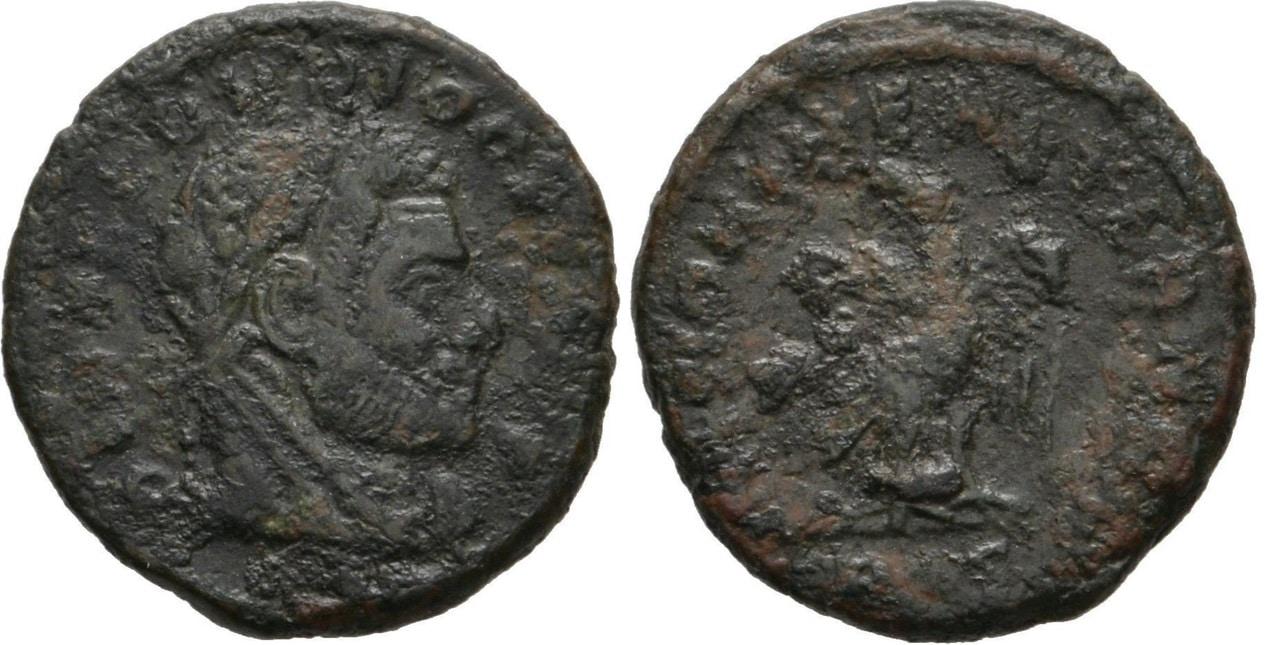 1/2 nummus póstumo de Claudio II (acuñado por Constantino I) Claudio_postumo