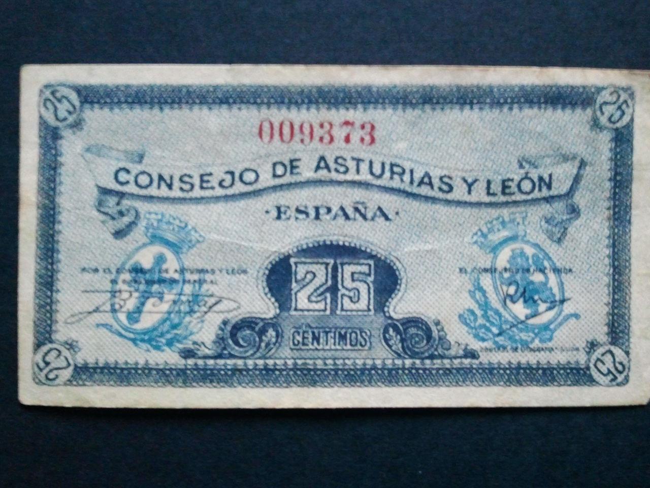 25 Céntimos Consejo de Asturias y Leon, 1937 2014_03_09_18_23_47