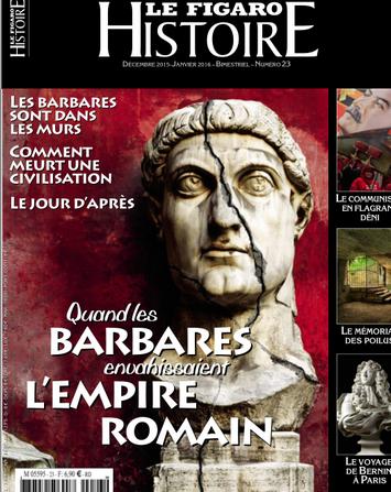Mythe du Tombeau des Maccabées Figaro_histoire_dec_2015