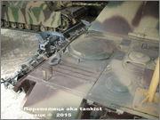 """Немецкая тяжелая САУ  """"JagdPanther""""  Ausf G, SdKfz 173, Deutsches Panzermuseum, Munster Jagdpanther_Munster_020"""
