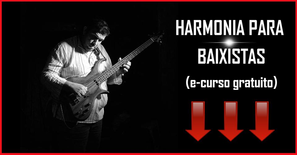 Harmonia para Baixistas - E-Curso GRATUITO! E_curso