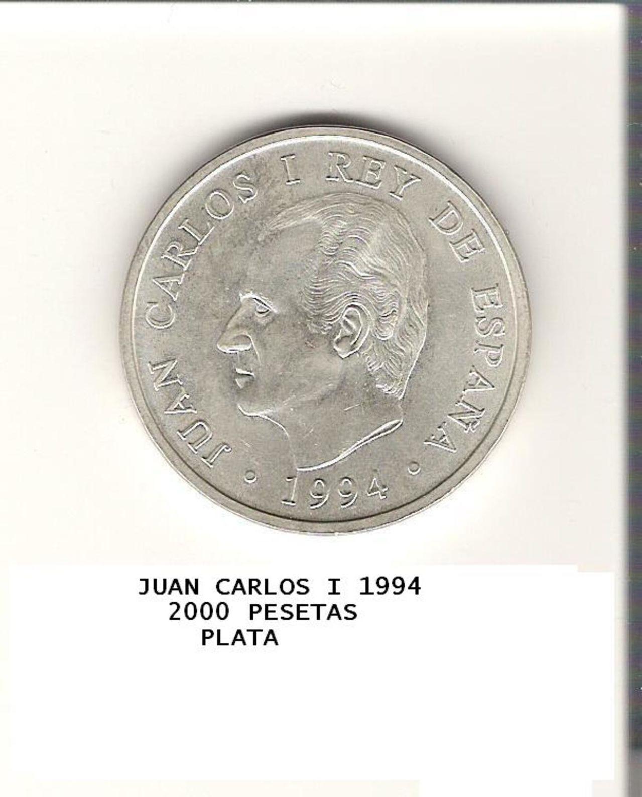 2000 Pesetas 1994. Juan Carlos I. 2000_PESETAS