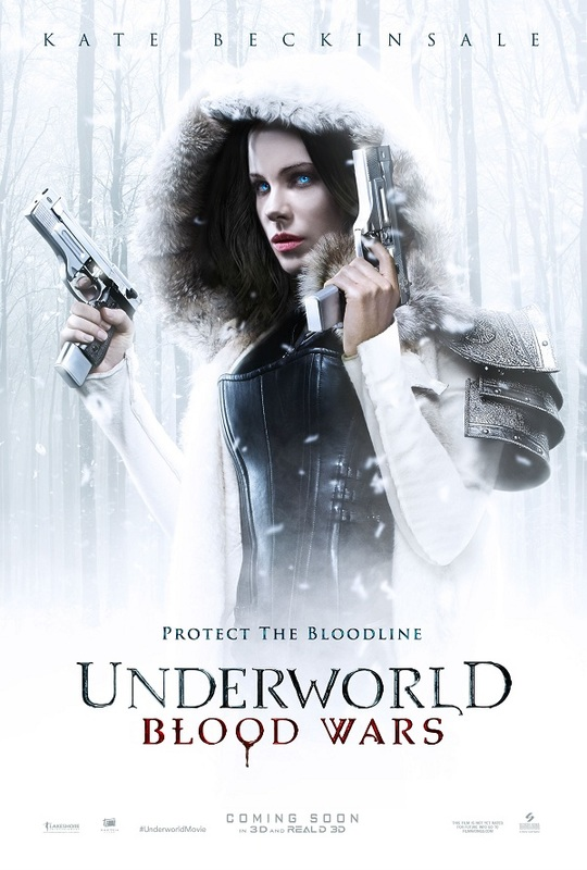 Kate Beckinsale Underworld_Blood_Wars_Poster