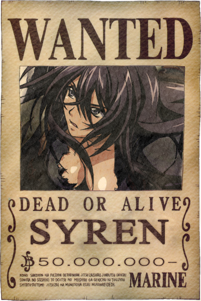 [Presente] En busca y... ¿Captura? Wanted_syren