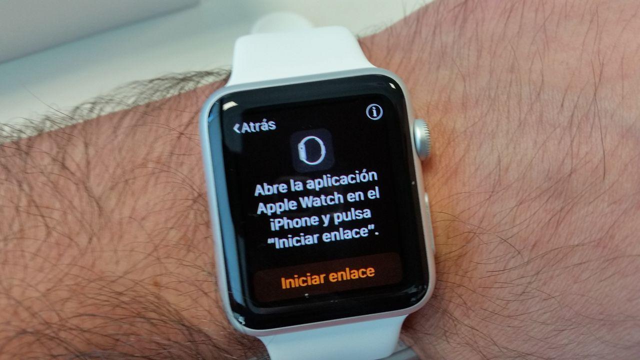 Presento Apple Watch Sport Guti3