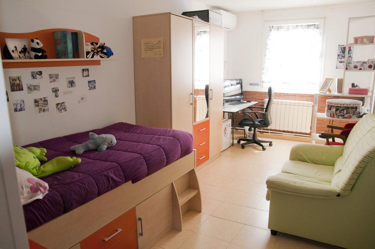 Petición de Residencia y Localizaciones Habitaciones_individual