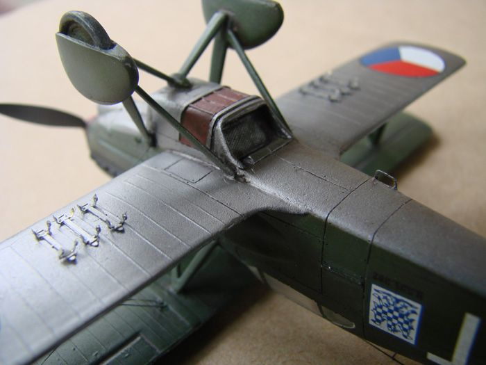 Avia B-534 serieIV., KP i RSmodels, 1/72 DSC00167