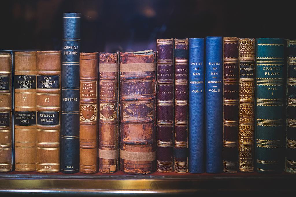 Kakva je korist od čitanja? Ove slike to znaju. Biblioteka