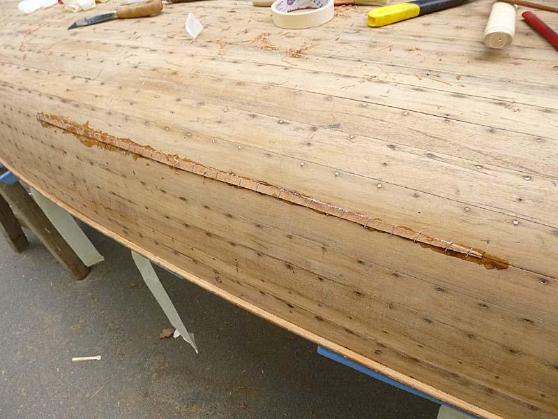 canoe bois...éviter les mauvaises surprises.... - Page 2 Repar1