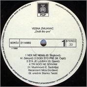 Vesna Zmijanac - Diskografija  1986_1_z_1