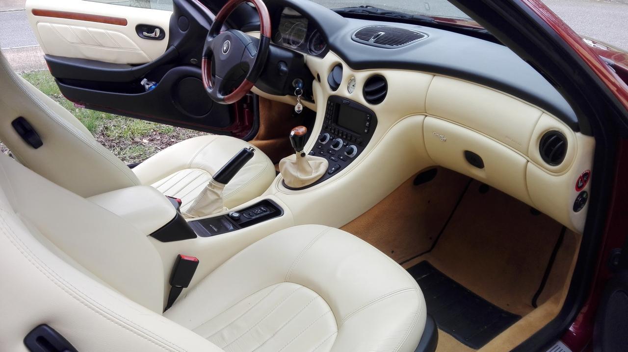 [VENDUE] Maserati 4200 GT boîte manuelle Rosso bologna IMG_20180304_115911