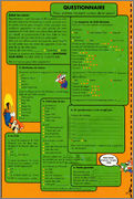 """Magazine """"Club Nintendo"""" Annexe_1996_dos"""