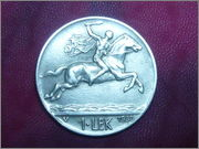 1 Lek. Albania. 1930. Viena P1040190