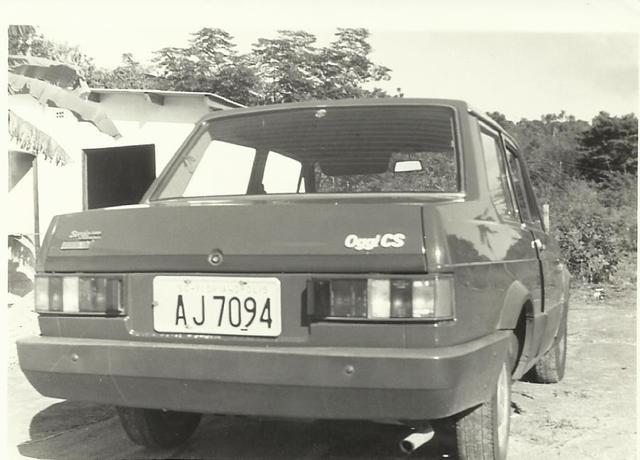 Auto Storiche in Brasile - FIAT Fiat_Oggi_1984