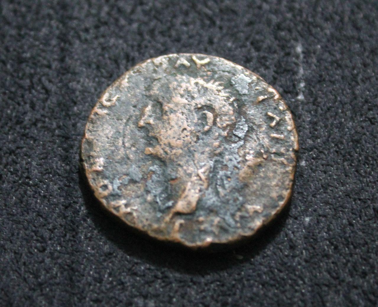 As de Colonia Rómula (Tiberio - Germánico y Druso) IMG_0034