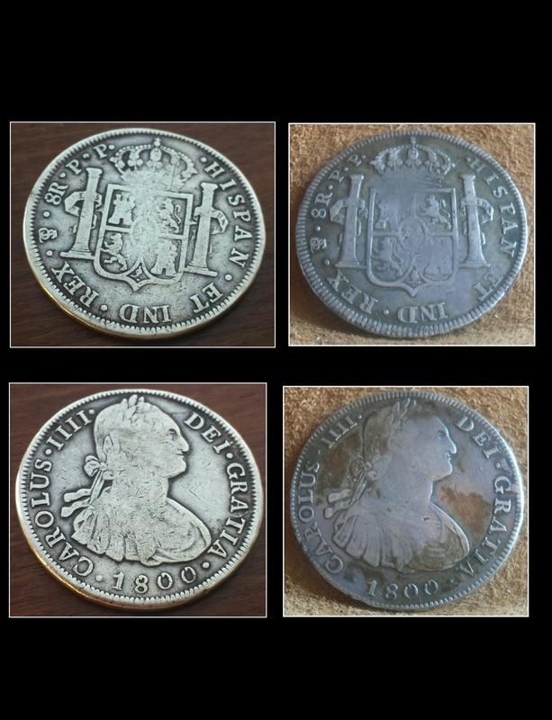 8 Reales 1800 Carlos IV. Potosí Photo_Grid_1472731736160