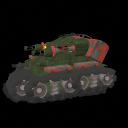 RA3 x Spore Apocalipse_Tank