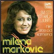 Milena Markovic - Diskografija  1976_1_p