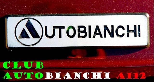 CLUB AUTOBIANCHI A112