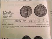 República Subalpina. 5 FRANCS . 1802 Image