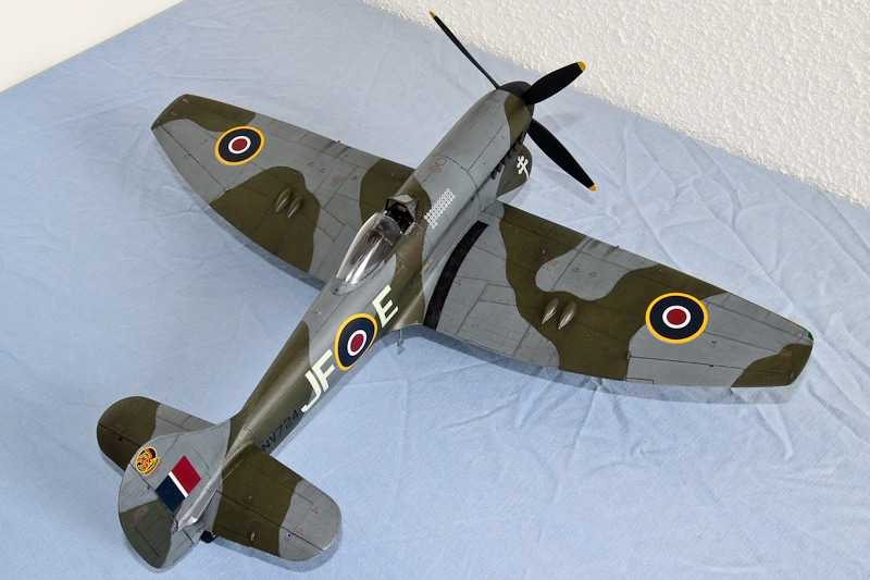 Hawker Tempest [Special Hobby 1/32] IMG_1226