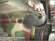 """Немецкая 15,0 см САУ """"Hummel"""" Sd.Kfz. 165,  Deutsches Panzermuseum, Munster, Deutschland Hummel_Munster_054"""