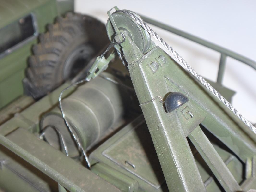 Колесный эвакуационный тягач КЭТ-Л DSC00804