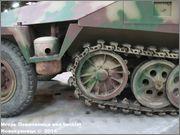 Немецкий средний бронетранспортер SdKfz 251/7  Ausf D,  Musee des Blindes, Saumur, France 251_7_Saumur_027