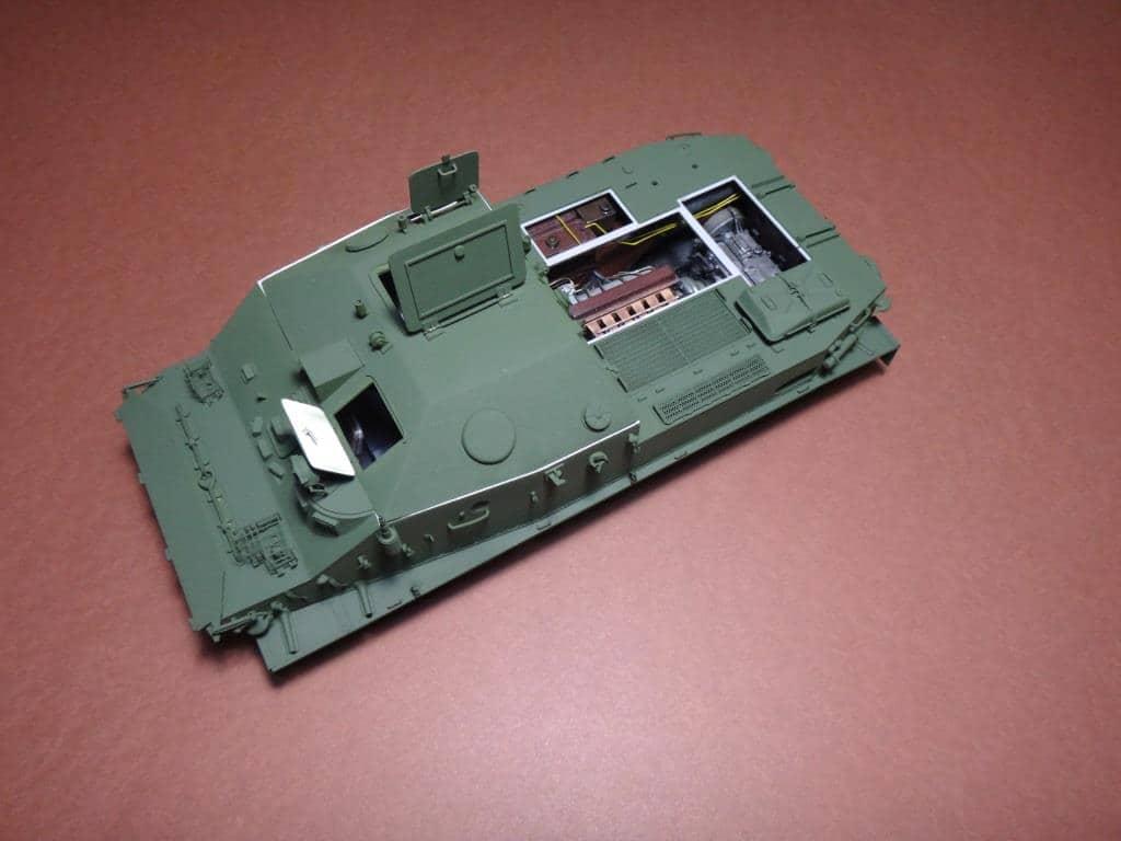 МТП на базе БТР-50ПК ГОТОВО - Страница 6 DSC01103