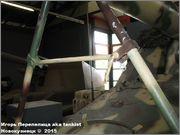 """Немецкая 15,0 см САУ """"Hummel"""" Sd.Kfz. 165,  Deutsches Panzermuseum, Munster, Deutschland Hummel_Munster_077"""