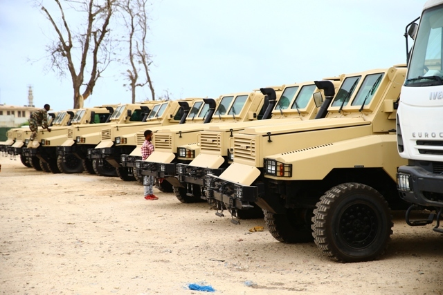 Armée Somalienne / Military of Somalia - Page 2 IMGM8936