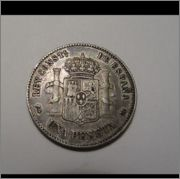 1 peseta 1891PG.M El pelon.  2015_03_23_14_54_34