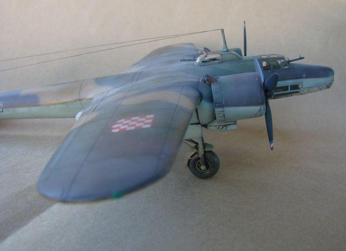 Dornier Do-17Kb-3, RSmodels, 1/72 DSC01406
