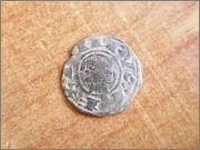 """II aniversario Numismario: Dinero """"Bienpeinao"""" de Alfonso VIII 1158-1214 Toledo. P1270038"""
