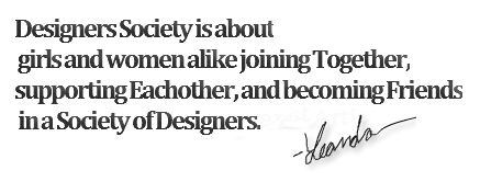 Designers Society Videos: First New Member Starter Video Sig