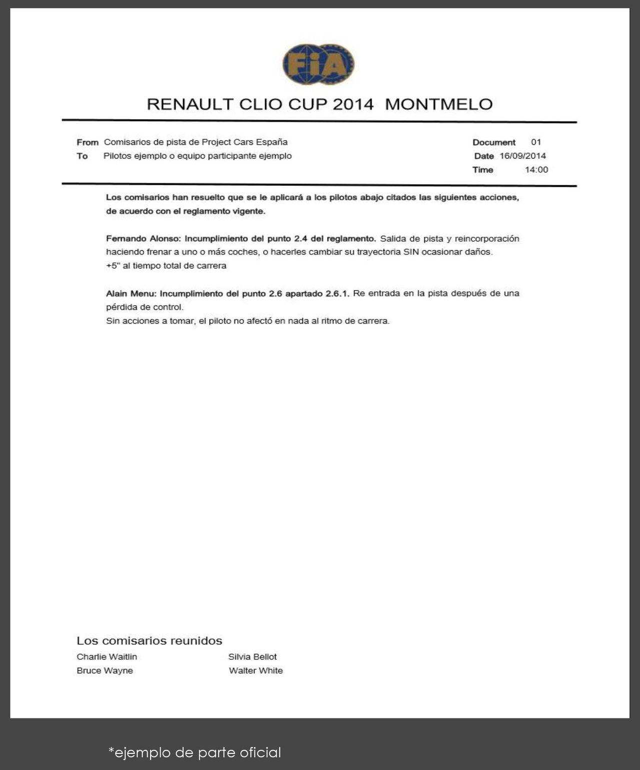 Reglamentación 2015 Image