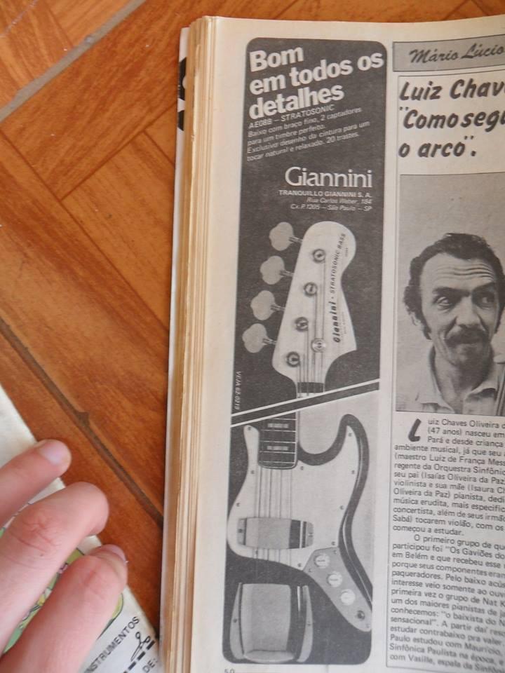 Giannini Stratosonic AE08B: Mito ou Mentira? - Página 19 REvista_1978