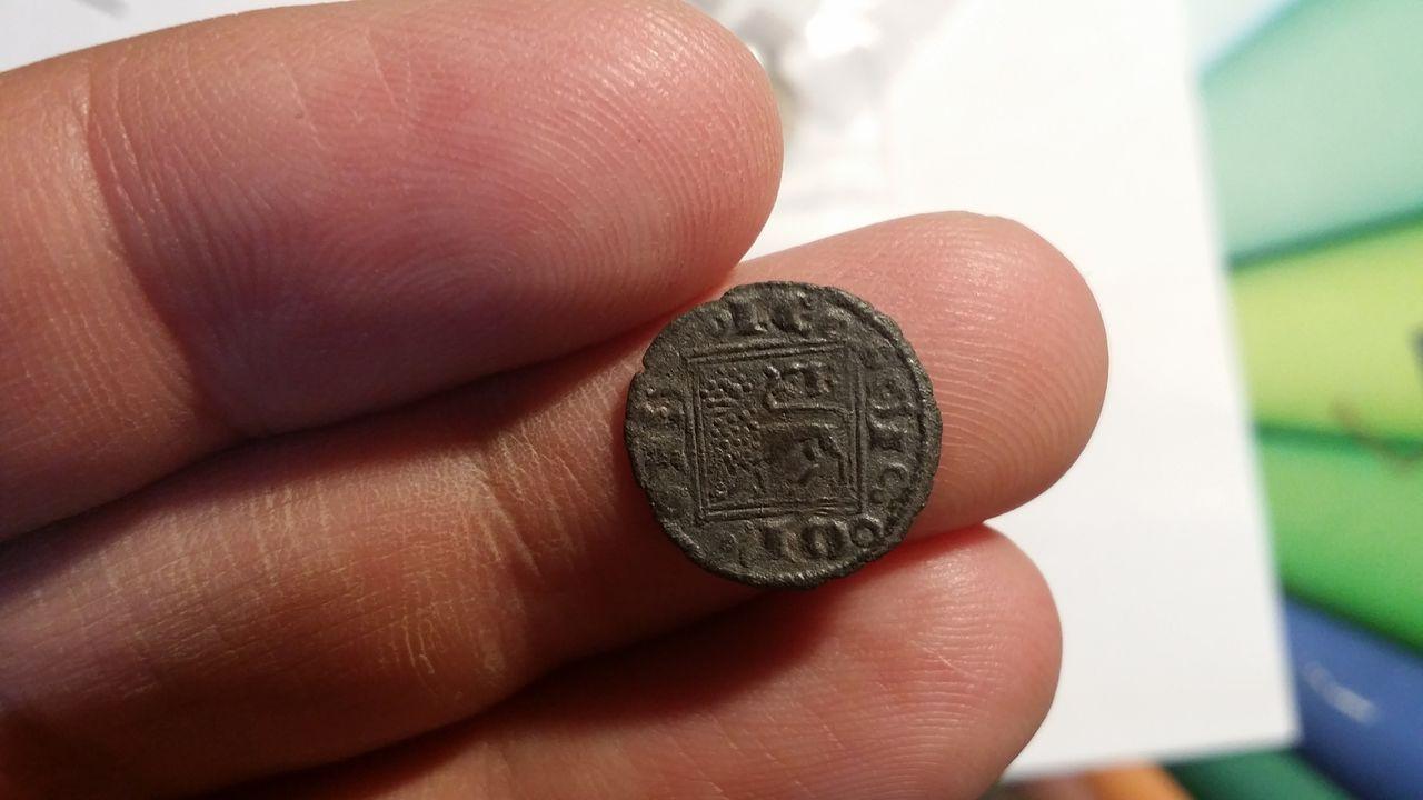 Meaja de Alfonso X de Castilla 1252-1284 Burgos Meaja_b