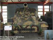 """Немецкая 15,0 см САУ """"Hummel"""" Sd.Kfz. 165,  Deutsches Panzermuseum, Munster, Deutschland Hummel_Munster_067"""