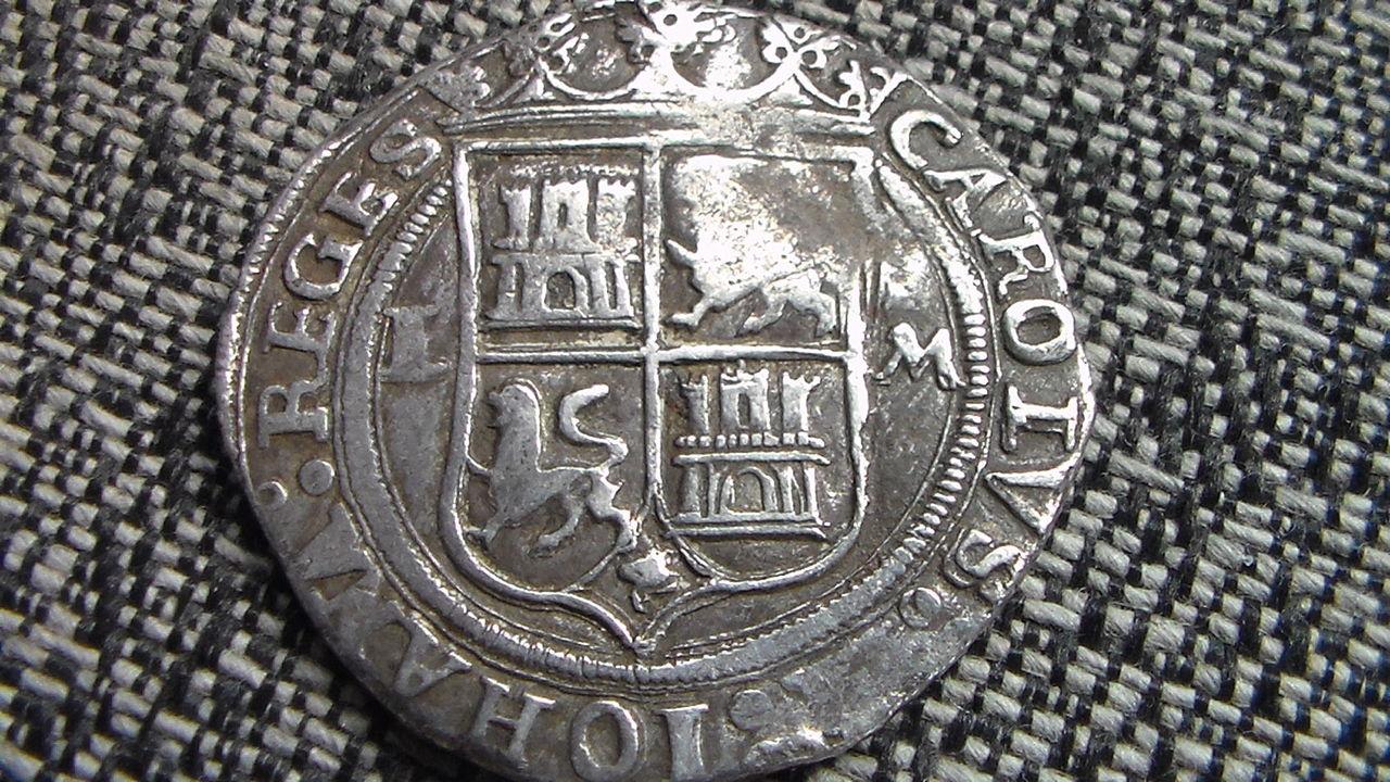 4 reales Carlos y Juana, México. SAM_1572