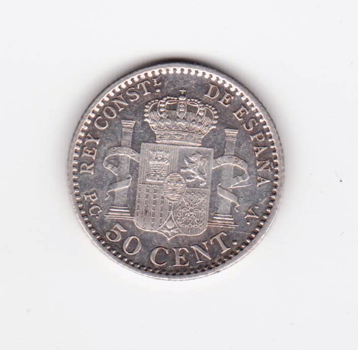 50 céntimos 1910, Alfonso XIII 50_centimos_1910_001