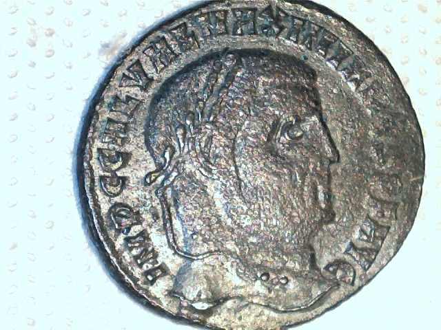FOLLIS MAXIMINUS II DAZA. GENIO IMPERATORIS. NICOMEDIA Image