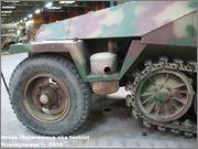 Немецкий средний бронетранспортер SdKfz 251/7  Ausf D,  Musee des Blindes, Saumur, France 251_7_Saumur_026