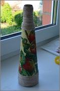 Бутылки в интерьере DSC_0228