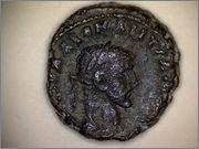 Tetradracma de Diocleciano. L - S - Elpis. Alexandría Image