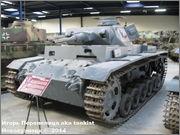 Немецкий средний танк PzKpfw III Ausf.F, Sd.Kfz 141, Musee des Blindes, Saumur, France Pz_Kpfw_III_Saumur_006