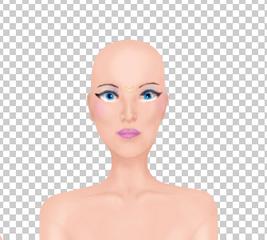 Moon Princess Makeup Moon_Princess_Model