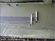 Советский средний танк ОТ-34, завод № 174, осень 1943 г., Военно-технический музей, г.Черноголовка, Московская обл. 34_030