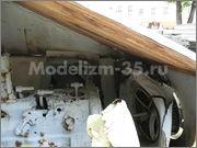 Немецкая 75-мм САУ Hetzer, Музей Войска Польского, г.Варшава, Польша Hetzer_Warszawa_060